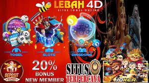 Lebah4D Agen Togel Online & Bandar Togel Terpercaya di Indonesia