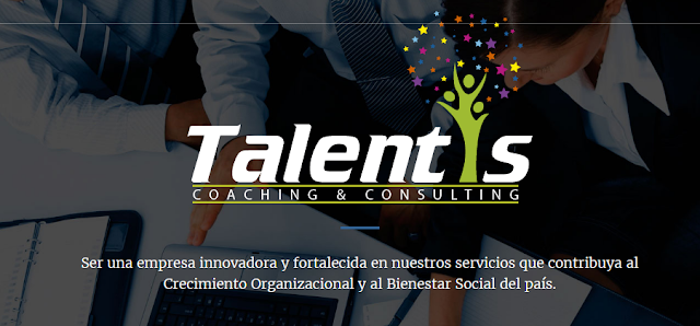 """Talentis Coaching & Consulting"" una empresa ecuatoriana"