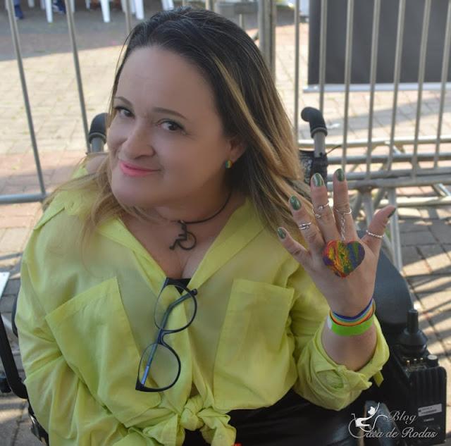 Setembro Verde - Mês da Luta da Pessoa com Deficiência
