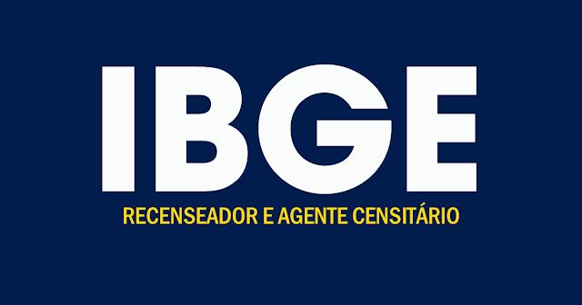 IBGE 2020: Concurso com mais de 208 mil vagas