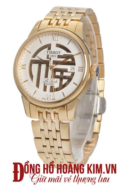 Đồng hồ nam Tissot dây sắt đáng mua nhất 2016 tại Hà Nội