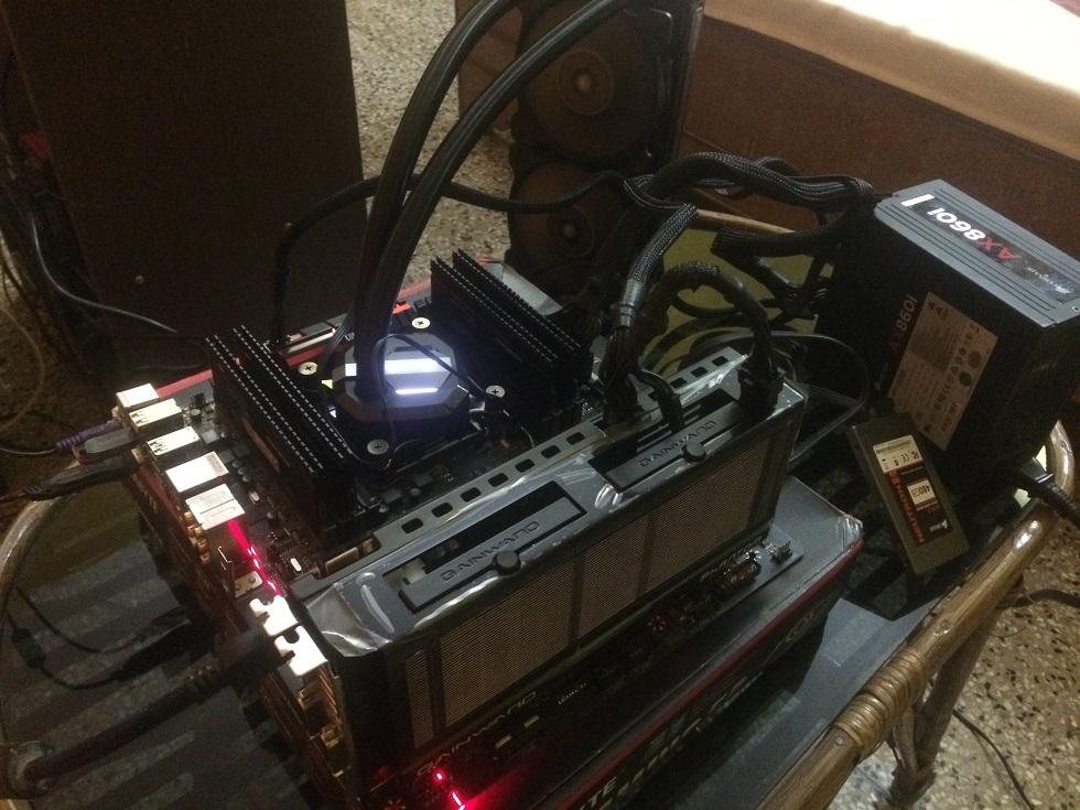 Gainward GTX 275 memoryclock jumping