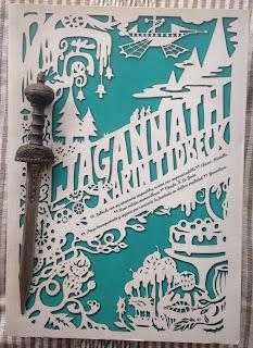 Portada del libro Jagannath, de Karin Tidbeck