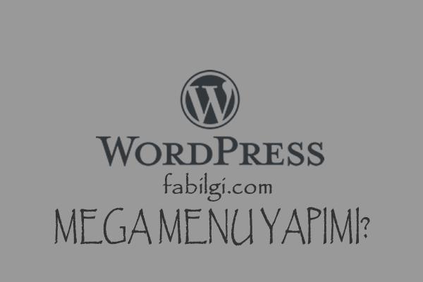 Wordpress En İyi Mega Menü Yapımı Süper Eklenti İndir 2021