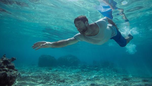 Reciente estudio afirma que sí es posible respirar bajo el agua