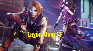 Layon Shop adalah aplikasi yang bisa di gunakan untuk top up diamond Free Fire secara gratis. Download aplikasi Layon Shop versi terbaru 2020.