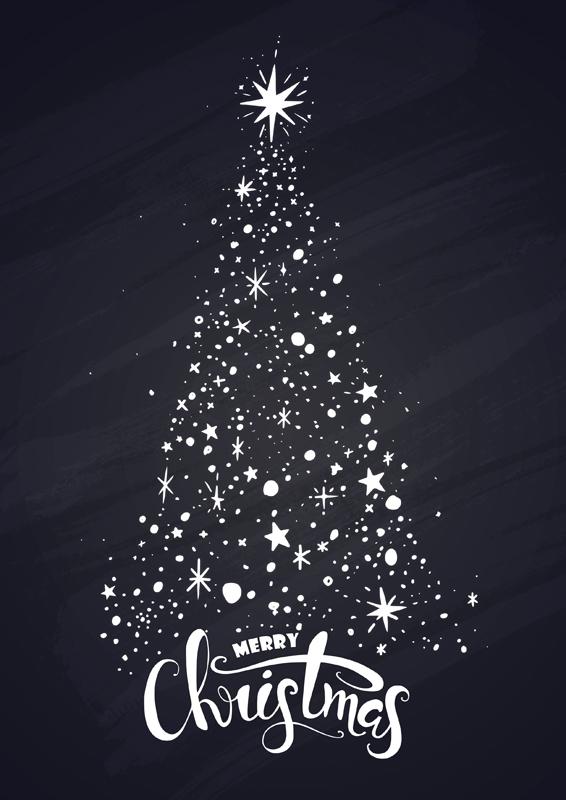 świąteczne Plakaty 5 Grafik Do Pobrania Po Drugiej