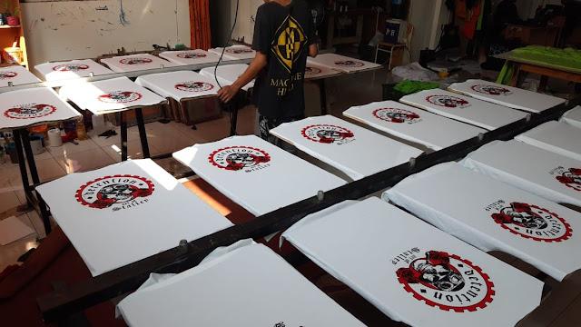 Jasa Konveksi Pembuatan Seragam Kaos Sablon Medan, Sumatera Utara