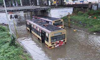 Inondations en Asie