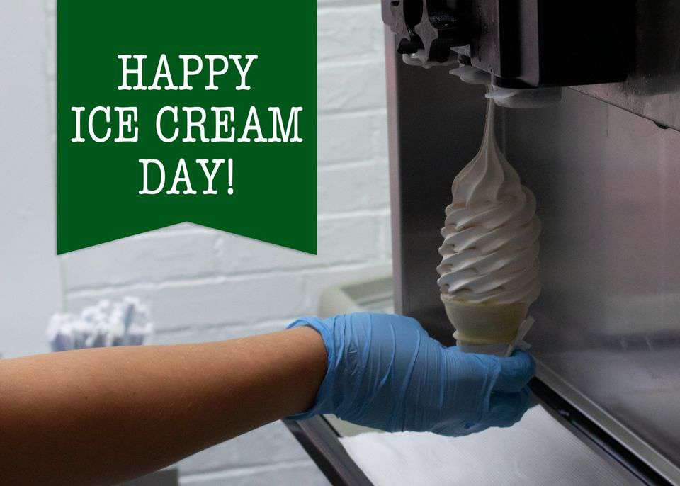 National Ice Cream Day Wishes Lovely Pics