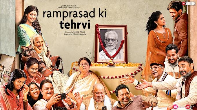 Ramprasad Ki Tehrvi (2021) Full Movie Download & Watch Online
