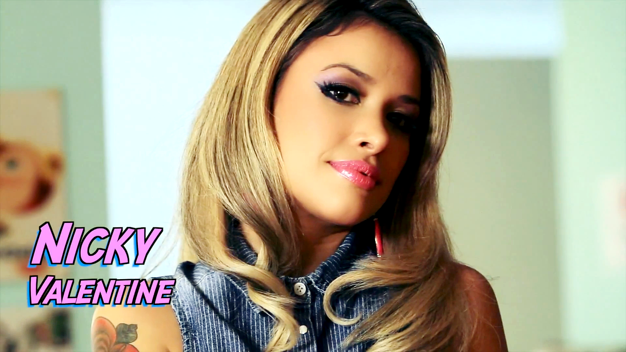 Nicky Valentine - Acabou (Letra & Video Oficial)