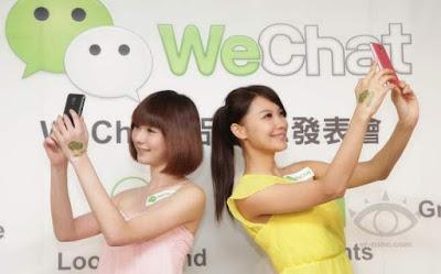 Download WeChat Aplikasi Chatting Populer