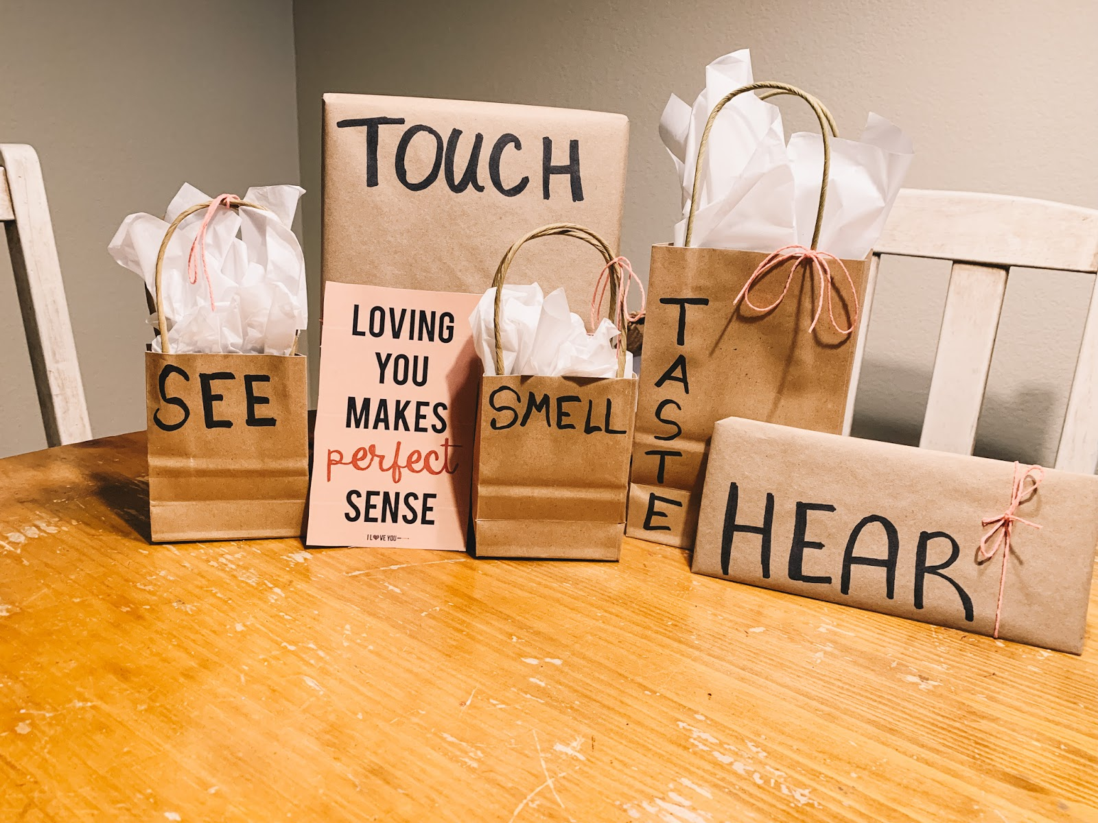 The 5 Senses Valentines Day Gift: Ideas for Him & Her