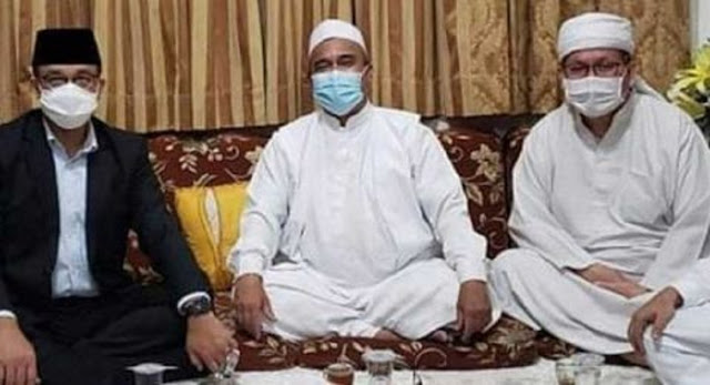 Polisi Kepoin Pembicaraan Anies dan HRS, Fadli: Apa Sih yang Ditakuti?