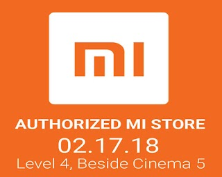 Xiaomi Official Store is now open at Trinona Mall Quezon City, Philippines
