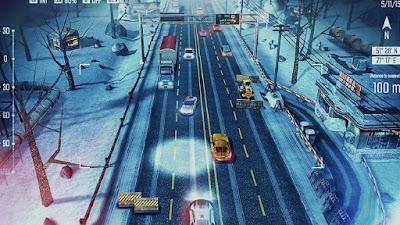 Road Racing Highway Car Chase Game Screenshot 1