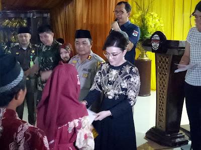 Pemkab Minsel Buka Puasa Bersama Tokoh Agama, Pimpinan Majelis Ta'lim dan Kaum Dhuafa