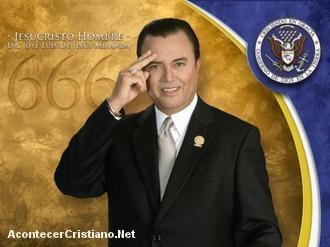 "José Luis De Jesús Miranda ""Jesucristo Hombre"","