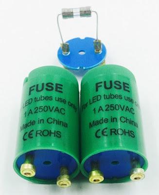 Обманка - предохранитель 1А для LED