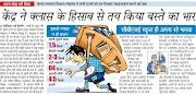 MHRD, CHILDREN, SCHOOL : पहली-दूसरी कक्षा के बैग का वजन अब डेढ़ किग्रा से अधिक नहीं