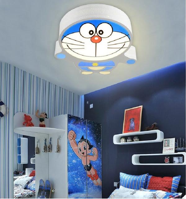 Rumah Serba Doraemon Untuk Kamar Minimalis