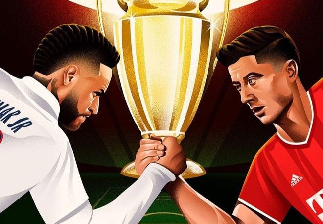 PSG vs Bayern Munich - trận chung kết đúng nghĩa trong mơ