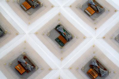 Integrated Circuit Industrial Quilt