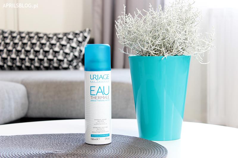 recenzja woda termalna uriage