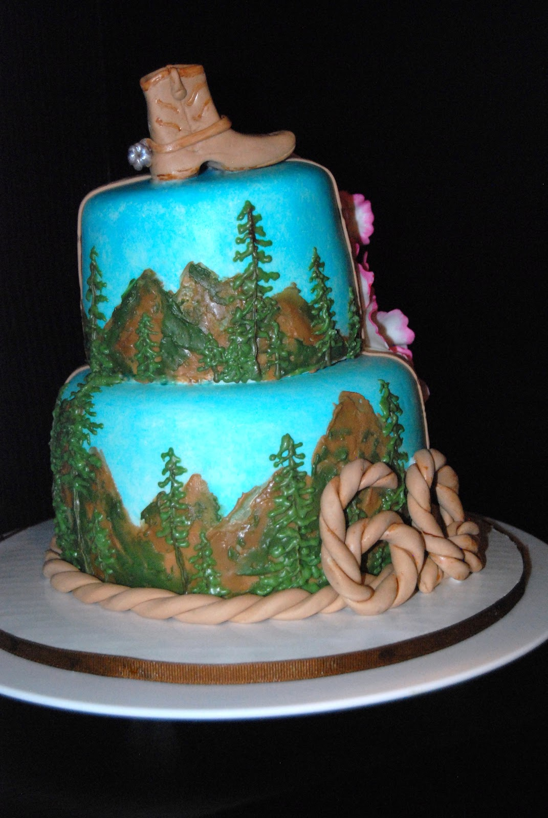 Custom Cakes By Stef February 2013