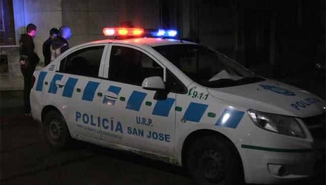 Delincuente resulto gravemente herido por una funcionaria policial luego de intentar rapiñarla
