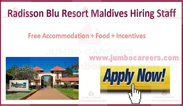 Maldives latest job vacancies, Salary jobs in Maldives,