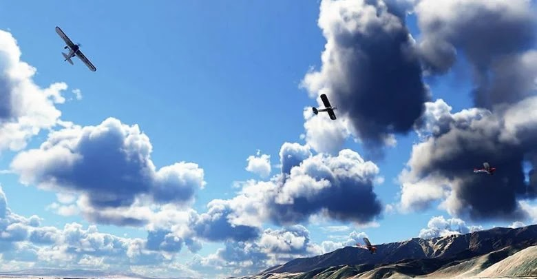 How to do stunts in Microsoft Flight Simulator