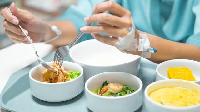 Beberapa Jenis Makanan yang Direkomendasikan untuk Orang Sakit