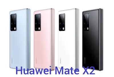 جهاز Huawei Mate X2: هواوي تطلق هاتفها الجديد القابل للطى داخل الصين