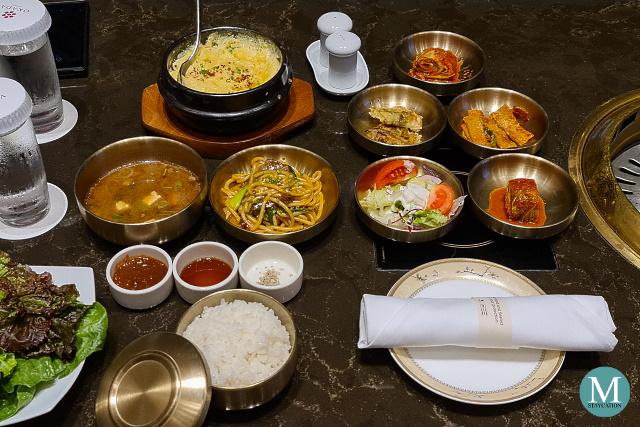 All You Can Eat Korean BBQ Feast at Goryeo Okada Manila