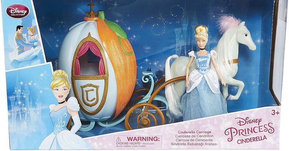 Disney princess nueva carroza de cenicienta a la venta en - Carroza cenicienta juguete ...
