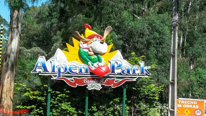 O que fazer em Canela - Alpen Park