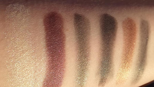 Palette The 24Karat Nudes de Maybelline