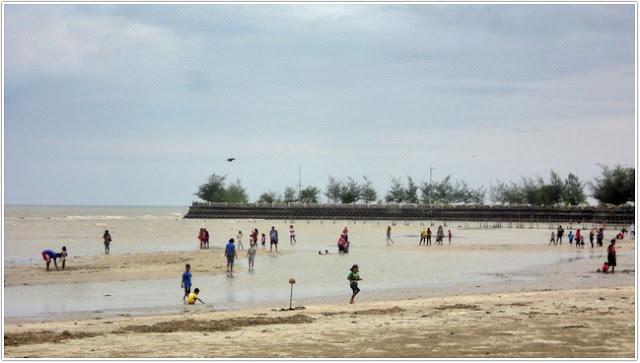 Pantai Cemara;10 Top Destinasi Wisata Tuban;