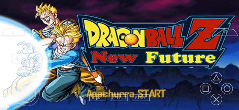 Dragon Ball Z Future Shin Budokai 2 Mod ISO PSP Game Download