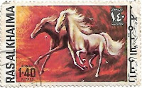 Pintura de Cavalos, 1.40  Riyals
