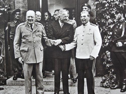 Conferências de Yalta e Potsdam