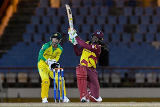 West Indies vs Australia 3rd T20I 2021 Highlights
