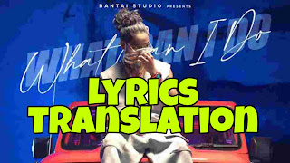 What Can I Do Lyrics in English | With Translation |  – Emiway
