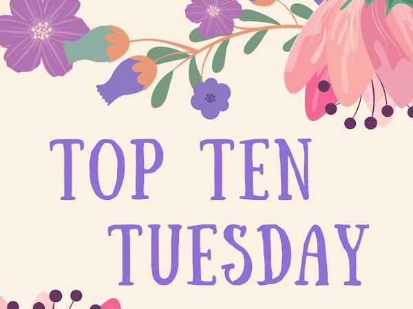 Top Ten Tuesday - Childhood Books