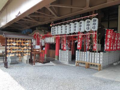 萱島神社の御神木 大楠