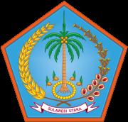 LAmbang Prov Sulawesi Utara