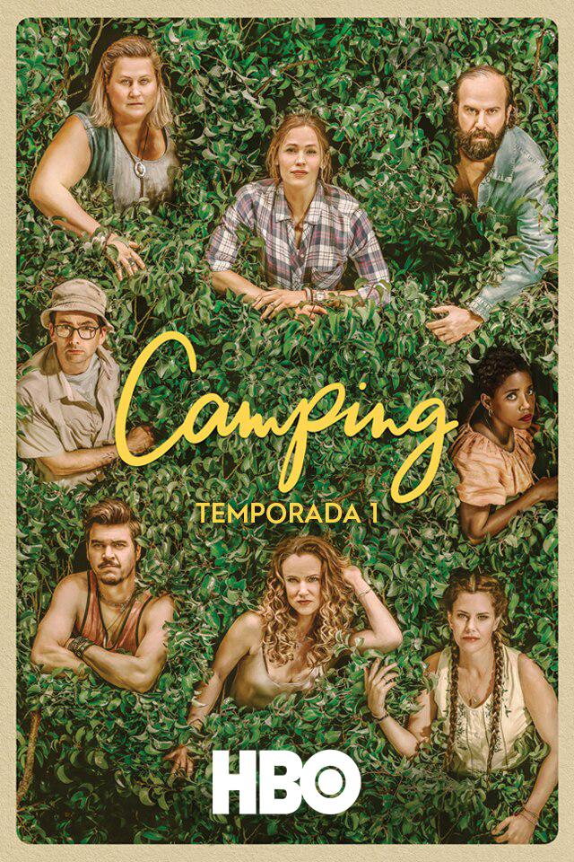 Camping (2018) Primera Temporada HBO WEB-DL 1080p Latino