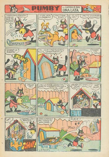 Pumby nº 6 (30 de julio de 1955)